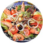 Рыбацкий салат